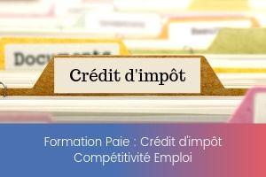 Crédit d'impôt Compétitivité Emploi – image – site