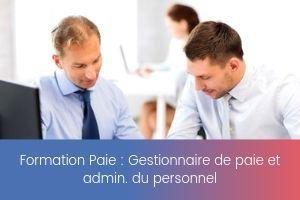 Gestionnaire de paie et admin. du personnel – image – site