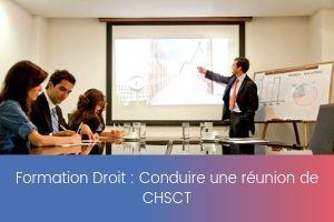 Conduire une réunion de CHSCT – image – site
