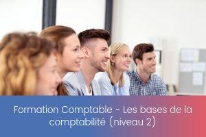 Formation – Les bases de la comptabilité (niveau 2)