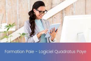 Formation Paie – Logiciel Quadratus Paye