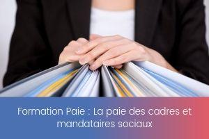 La paie des cadres et mandataires sociaux – image – site