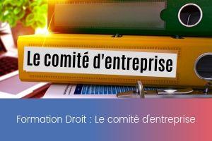 Le comité d'entreprise – image – site