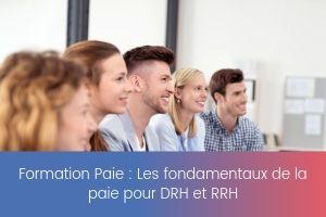 Les fondamentaux de la paie pour DRH et RRH – image – site