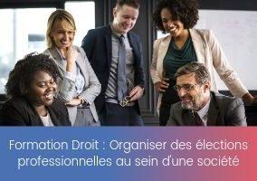Formation – La délégation unique du personnel