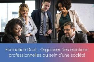 Organiser des élections professionnelles au sein d'une société – image – site