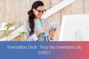 Pour les membres du CHSCT – image – site