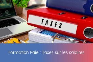 Taxes sur les salaires – image – site