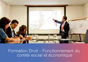 Formation – Animer une réunion de DP