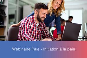 Webinaire – Initiation à la paie